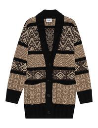 Dondup Knit Woolen Beige