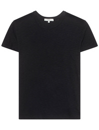VINCE. Relaxed Crew Celadon Navy