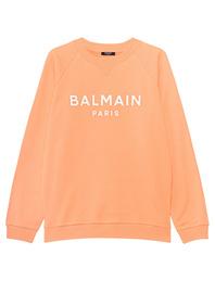 BALMAIN Comfi Logo Peach