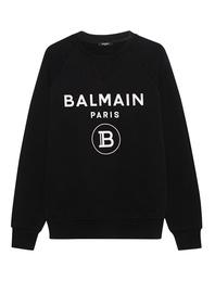 BALMAIN Basic Logo Black