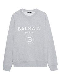 BALMAIN Basic Logo Grey
