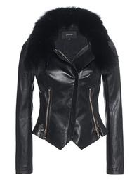 JITROIS Leather Fox Black