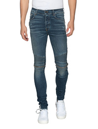 Amiri MX2 Denim Blue
