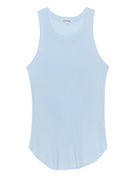 Cotton Citizen V Neck Light Blue