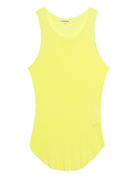Cotton Citizen Tank Ribbed Yellow