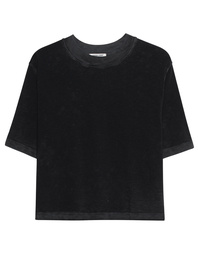 Cotton Citizen The Tokyo Crop Vintage Black