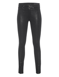 RAG&BONE Skinny Washed Black