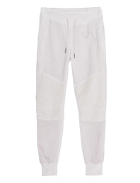 TRUE RELIGION Pant Bike Silver Grey