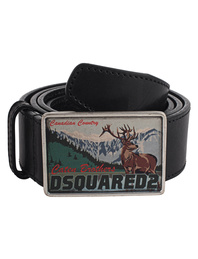 DSQUARED2 Deer Black