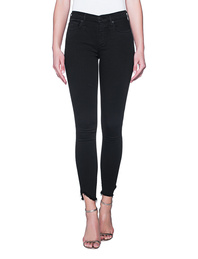 TRUE RELIGION Halle Super Skinny Black