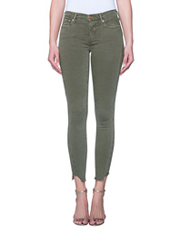 TRUE RELIGION Halle Military Khaki