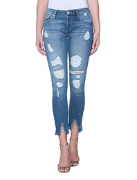 TRUE RELIGION Liv Damaged Cobalt Blue