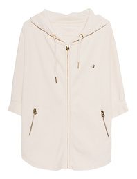 TRUE RELIGION Poncho Jacket Dune