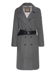 TRUE RELIGION Oversized Trench Cartlerock