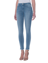 TRUE RELIGION Halle Bi Elastic Blue Denim