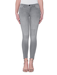 TRUE RELIGION Casey Dark Grey Used Wash