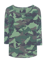 TRUE RELIGION Camouflage Dusty Olive