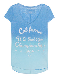 TRUE RELIGION California Bleached French Blue