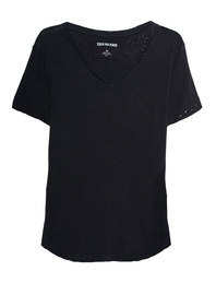 TRUE RELIGION Pigment Dyed Black