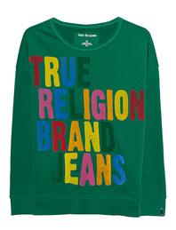 TRUE RELIGION Sweat Kelly Green