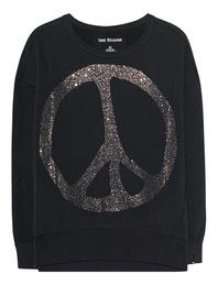 TRUE RELIGION Peace Sparkle Black