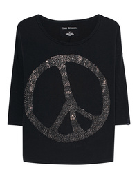 TRUE RELIGION Peace Black