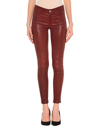 TRUE RELIGION Leather Red