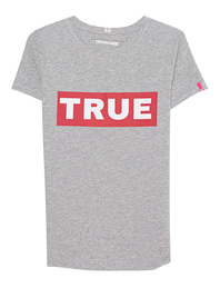 TRUE RELIGION Boxy Crew Grey