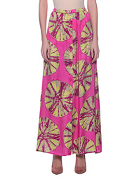 TRUE RELIGION Tie Dye Dream Skirt Pink