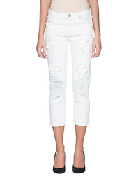 TRUE RELIGION Boyfriend Comfort Off-White