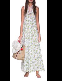 TRUE RELIGION Flower Garden Dress Multicolor