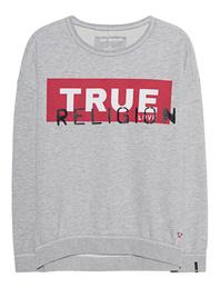 TRUE RELIGION Crewneck Grey