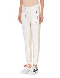 TRUE RELIGION Sweatpant Stripe White