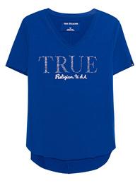 TRUE RELIGION True USA Blue
