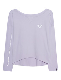 TRUE RELIGION Horseshoe Lavendar