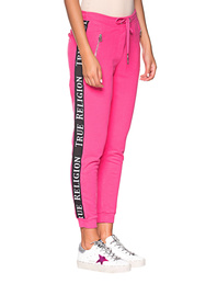 TRUE RELIGION Pant Tape Pink