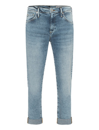 TRUE RELIGION Boyfriend Twill Blue