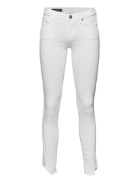 TRUE RELIGION Halle Triangle White