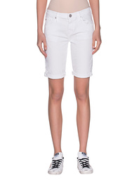 TRUE RELIGION Boyfriend Short White