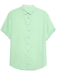 TRUE RELIGION Blouse Relax Light Green