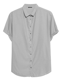 TRUE RELIGION Short Sleeve Grey