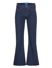 M.i.h JEANS Lou Jean Cropped Bell Rinse