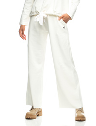 TRUE RELIGION Wide Leg Blanc White