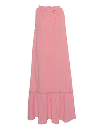 TRUE RELIGION Sleeveless Ruffle Long Vintage Pink