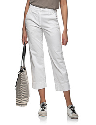 TRUE RELIGION Culotte White
