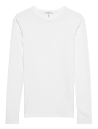 RAG&BONE Cotton Long White