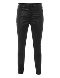 RAG&BONE Nina High Rise Ankle Skinny Black