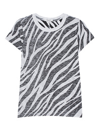 RAG&BONE Zebra All Over Black White