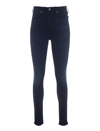 RAG&BONE Nina High Rise Dark Blue