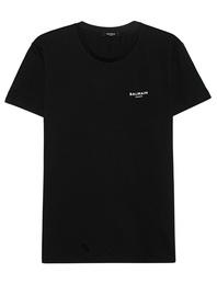 BALMAIN Small Logo Black